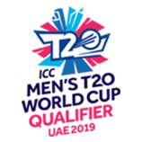 World T20 Qualifier 2019