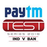 India vs Bangladesh 2019
